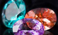 The collection of faceted Gemstones available for your collection